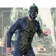 Disfraces de Godzilla