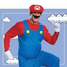Disfraces de Mario Bros