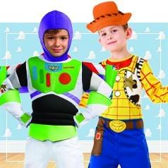Disfraces en Pareja Infantiles de Disney