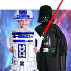 Disfraces en Pareja Infantiles de Series y Peliculas