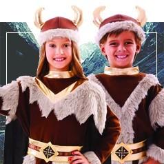 Disfraces en Pareja Infantiles de Cultura y Paises