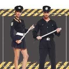 Disfraces de Policia