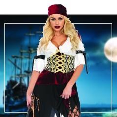 Disfraces de Pirata Sexy