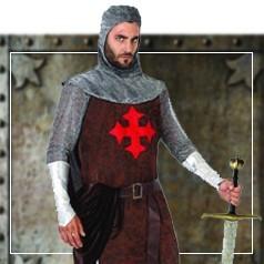 Disfraces de Caballero Medieval