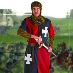 Disfraces de Guerrero Medieval