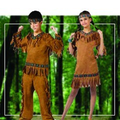 Disfraces de Indígena Infantiles