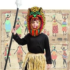 Disfraces de Culturas y Países Infantiles