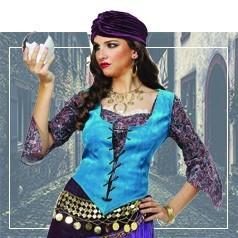 Disfraces de Culturas y Países para Mujer