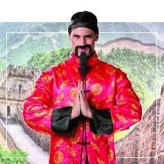 Disfraces de Culturas y Países para Hombre