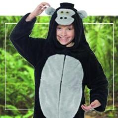 Disfraces Pijama Gorila
