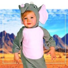 Disfraces Pijama Elefante