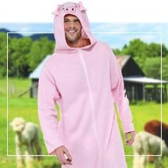 Disfraces Pijama Cerdito