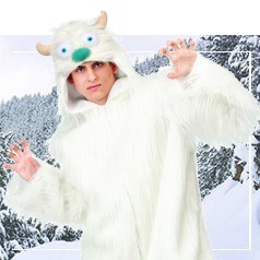 Disfraces Pijama Yeti