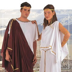 Disfraces de Griego