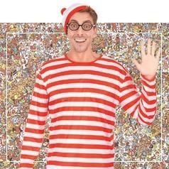 Disfraces de Wally