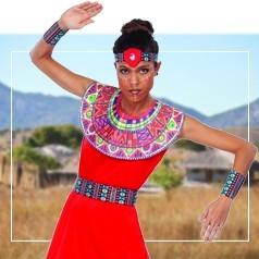 Disfraces de Tribu