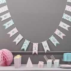 Banderines Baby Shower