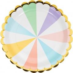 Fiesta Colores Pastel