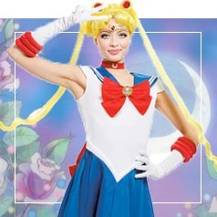 Disfraces Sailor Moon