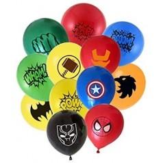 Globos Superheroes