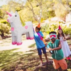 Piñatas Unicornio