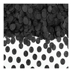 Confeti Negro