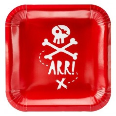 Cumpleaños Pirata ARG