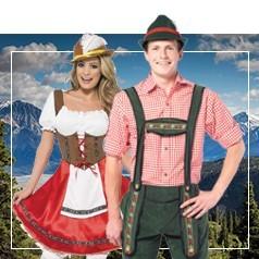 Disfraces de Tirolés