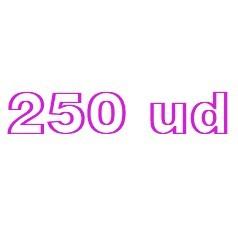 Bolsas Chuches 250 unidades