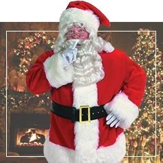 Disfraces de Papa Noel