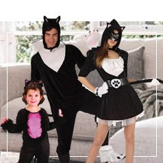Disfraces de Gato