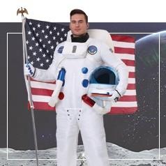 Disfraces de Astronauta