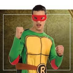 Disfraces de Tortuga Ninja