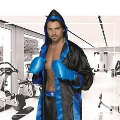 Disfraces de Boxeador