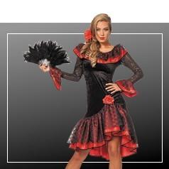 Disfraces de Flamenco