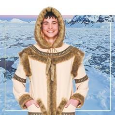 Disfraces de Esquimal