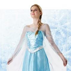Disfraces de Elsa