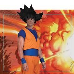 Disfraces de Goku