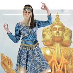 Disfraces de Hindú