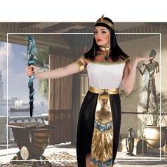 Disfraces de Cleopatra
