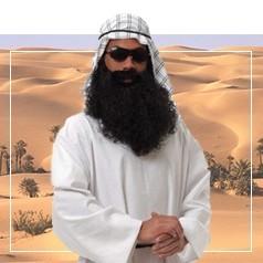 Disfraces de Árabe