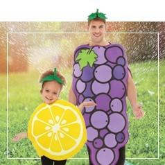 Disfraces de Fruta
