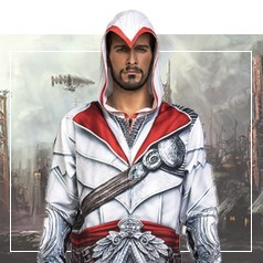 Disfraces de Assassins Creed