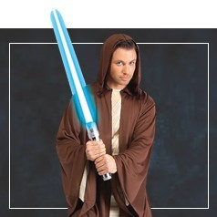 Disfraces de Jedi