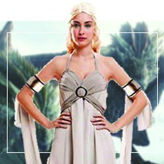 Disfraces de Daenerys