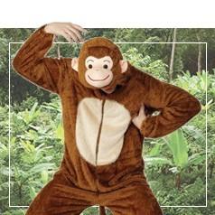 Disfraces de Mono