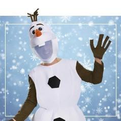 Disfraces de Olaf