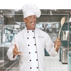 Disfraces de Cocinero