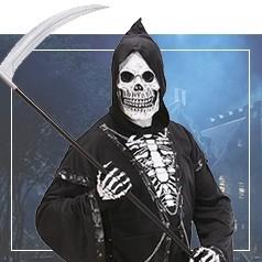 Disfraces de la Muerte