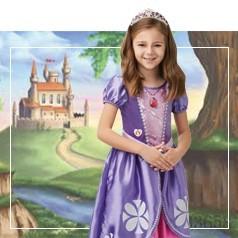 Disfraces de Princesa Sofía